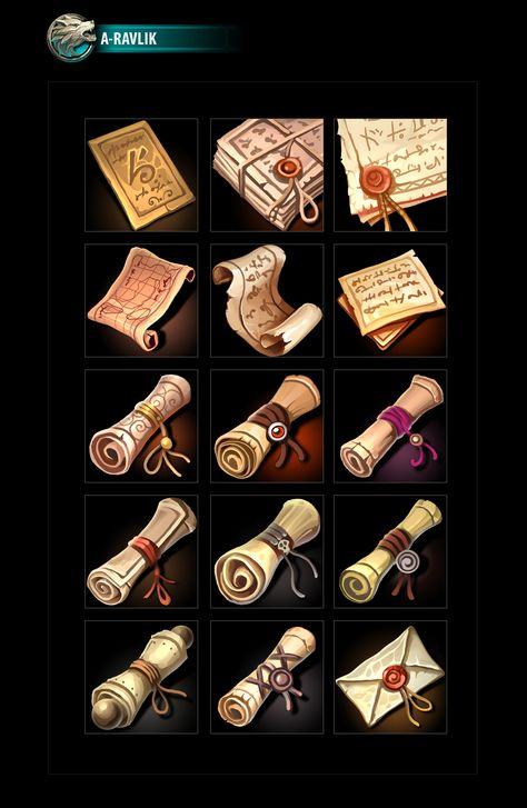 RPG Magic Items 02