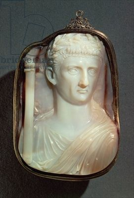 bust Greece antiquity statue 3D Ancient Greek Roman Victorian Woman Cameo Stretch Bracelet made in Greece Rome large Cameos