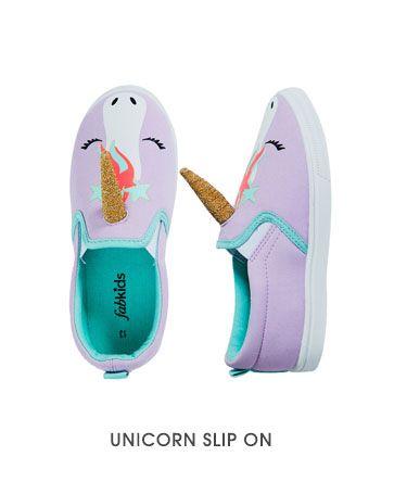 Unicorn Slip On | Kids shoes near me