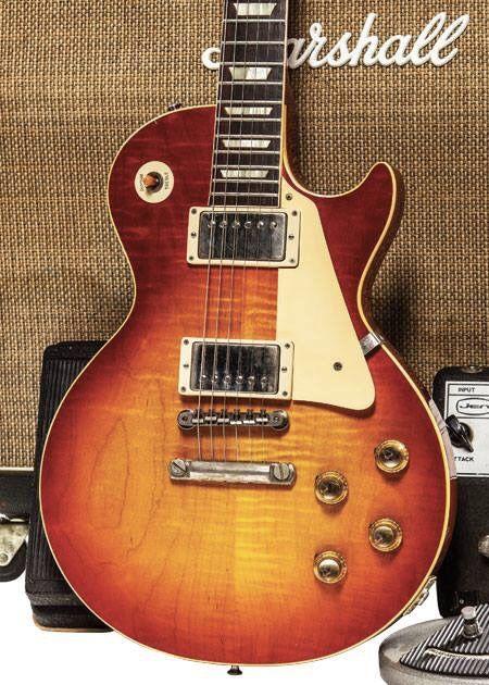 1960 Gibson Les Paul Standard Les Paul Guitars Les Paul Standard Gibson Les Paul