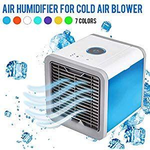 Mini USB Luftkühler Klimageräte Klimaanlage Air Cooler Conditioner Befeuchter DE
