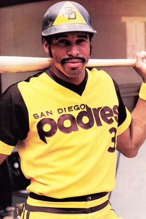 watch 8fade d57e3 Dave Winfield - Padres | MLB | Baseball uniforms, Mlb ...
