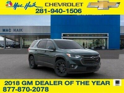Ebay Advertisement 2020 Chevrolet Traverse Rs 2020 Chevrolet