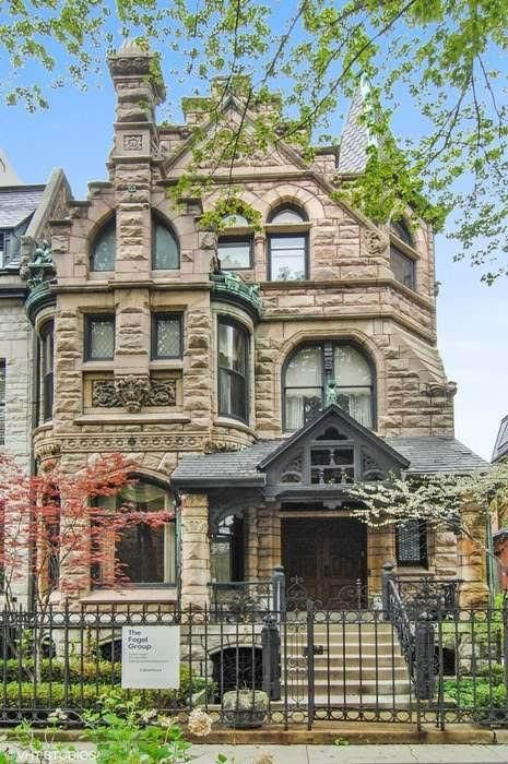 Abandoned Mansions For Sale In Illinois