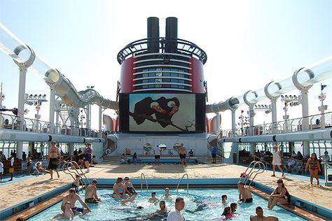 Disney Dream Cruise! I wanna go back<3