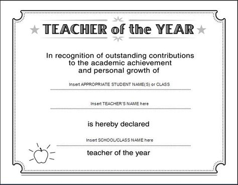 We acknowledge the efforts and hard work of the teachers In order - certificate of insurance template