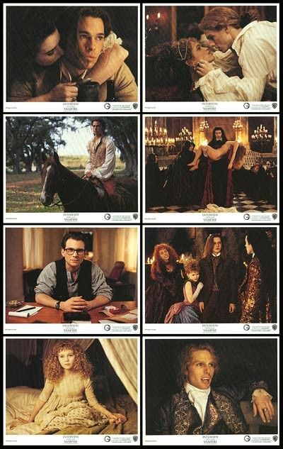 Interview With The Vampire 1994 Interview With The Vampire Vampire Movies The Vampire Chronicles