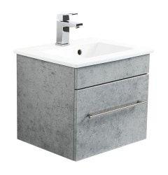 Suchst Du Gunstige Badmobelset Mit Badschrank Und Waschbecken In