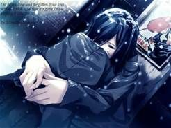 sad anime girl - Yahoo Image Search Results