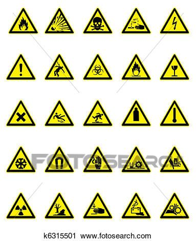 13+ Fire safety clipart signs info