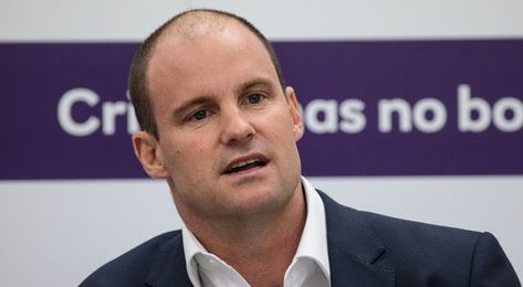 ECB appoint Andrew Strauss as Cricket Committee Chairman
