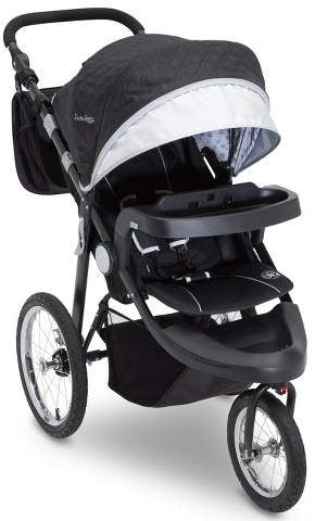 Jeep J Is For Brand Cross Country Sport Plus Jogger Stroller
