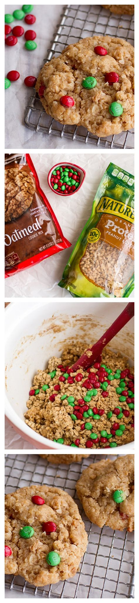Try this fun oatmeal cookie for your next holiday party!
