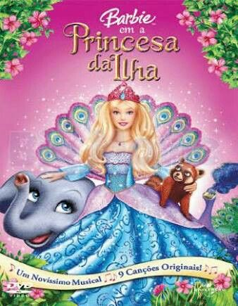 Filme Da Barbie Filme Barbie Barbie Princesa Da Ilha Barbie Movie