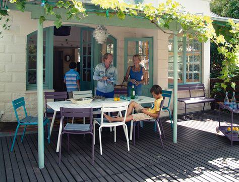 Luxembourg Tisch Outdoor Outdoor Furniture Garden Chairs