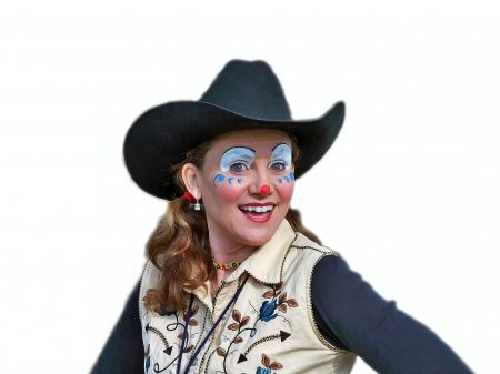 Female Rodeo Clowns Cowgirl Rodeo Clown Other People Background Wallpapers Clown Costume Clown Rodeo