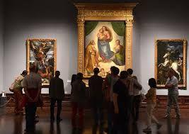 Rafael Sixtijnse Madonna | Alte meister