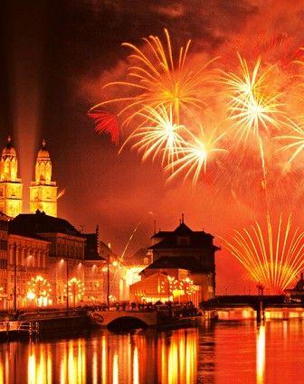 Alpenwild Adventures In The Alps Switzerland Travel Swiss National Day Fireworks Zurich