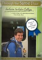 This inspiring film documents how one young man, Micah Fialka-Feldman, with cognitive disabilities went to college, demonstrating fully inclusive education by and his desire for a life without boundaries. DVD 132