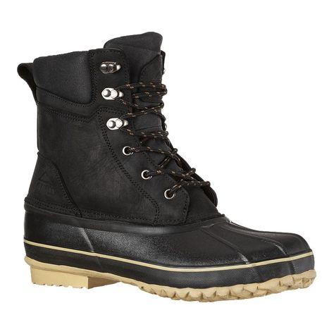 McKINLEY Men's Hexel II Boots Black | Black boots, Boots