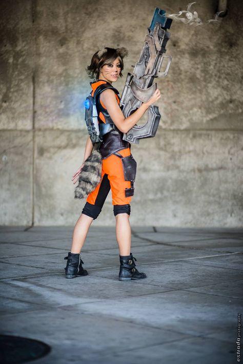 Rocket Raccoon Cosplay by The Stylish Geek Photo by Estrada Photography