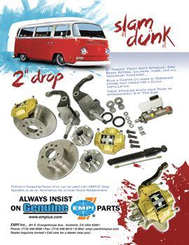 EMPI AD | VW | Volkswagen, Vw parts, Vw bus