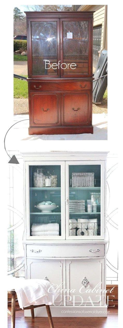 ▷ 1001 + idées comment peindre un meuble ancien Armoires, Buffet - Moderniser Un Meuble Ancien