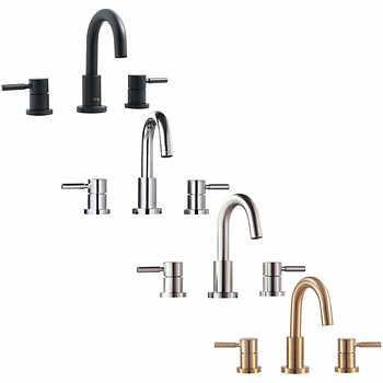 Posatino Bathroom Faucet Bathroomfaucetscostco Bathroom Faucets Faucet Led Faucet