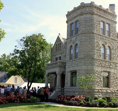 The Castle Tea Room Lawrence Kansas