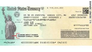 People Receiving Stimulus Checks Get Letter Si