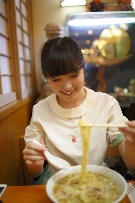 上田麗奈コラム第19回・巣鴨の色は…キュウリと味噌ラーメン!?