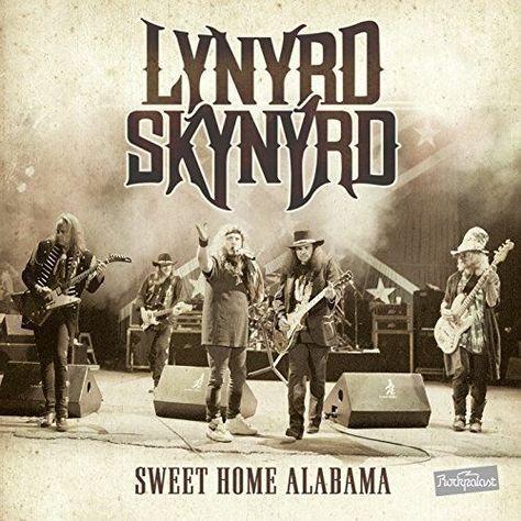Sweet Home Alabama: Live at Rockpalast [LP] - VINYL