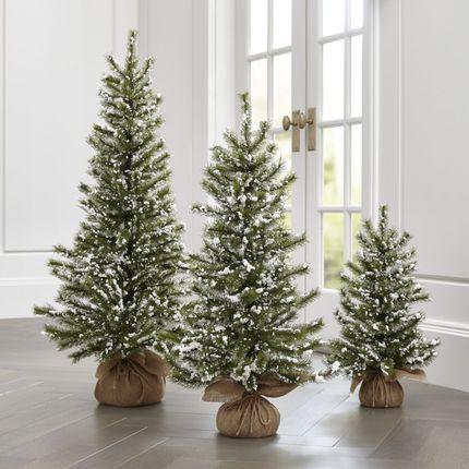 12 Beautiful Christmas Trees Christmas Tree Decorating Ideas Small Christmas Trees Christmas Decorations Rustic Holiday Decor
