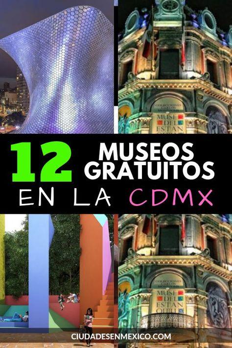 210 Ideas De Museos Ciudad De México