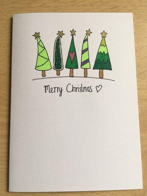 1001 Ideas De Tarjetas Navidenas Originales Para Hacer En Casa Tarjeta Navidena Tarjetas De Navidad Faciles Tarjetas De Navidad Hechas A Mano