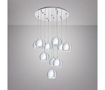 Lámpara Led Conessa Leroy Merlin Iluminación Ceiling
