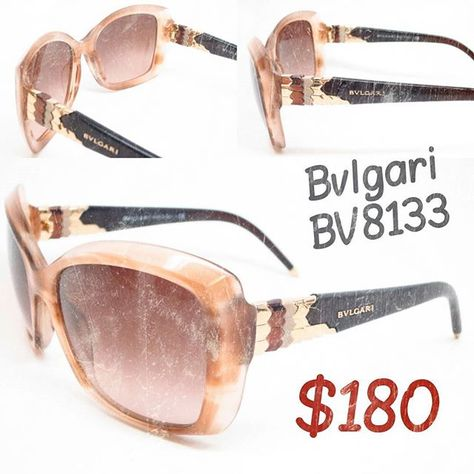 3a249c5701 Bvlgari BV8133 Sunglasses Only  180 with Discount code