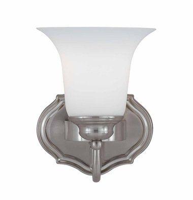 Triarch Lighting 25302 Petal Three Light Bath Vanity In Earthy