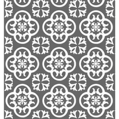 Printed Grip Premium Marbella Charcoal Shelf And Drawer Liner Drawer Liner Kitchen Drawer Liners Adhesive Vinyl