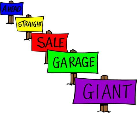 Free Clip Art Yard Sale Cliparts Co With Images Yard Sale
