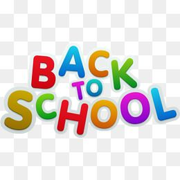 Back to school transparent. Clipart learn english png