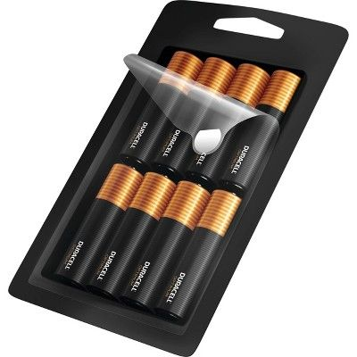 Duracell Optimum Aa Batteries 8 Pack Alkaline Battery With Resealable Tray Duracell Alkaline Battery Cordless Power Tools