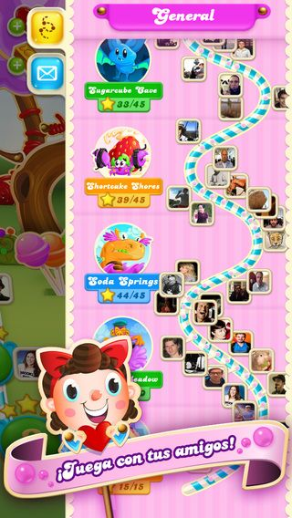 Candy Crush Soda Saga Descargar Apps Gratis Fiesta De Candy Crush Apps Caramelos