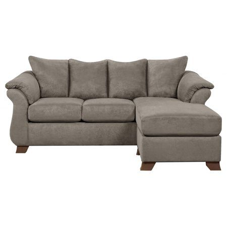 Cambridge Traditions Chaise Sofa In Gray Leathersectionalsofas With Images Sectional Sofa With Chaise Chaise Sofa Sectional Sofa Couch