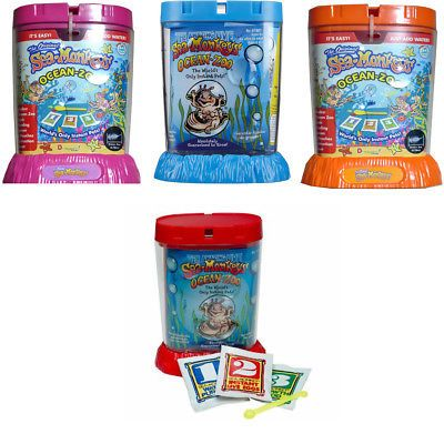 Other Educational Toys 2518 Sea Monkeys Ocean Zoo Assorted Colors 681094 Buy It Now Only 10 95 On Ebay Other Educational Monkeys Sea Monkeys