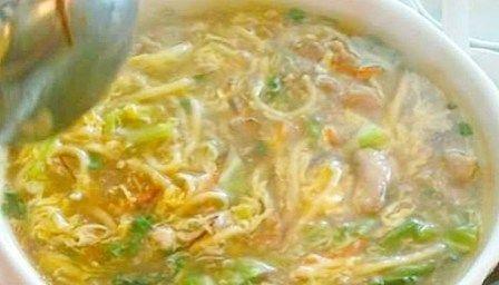 Lomi Recipe Cooking Crab And Corn Soup Chicken Lomi Recipe