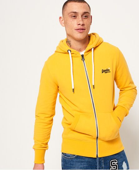 new product a71a6 ae5dc SUPERDRY Angebote Superdry Orange Label Lite Kapuzenjacke ...