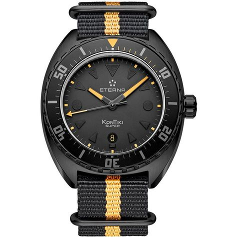 Eterna Men's Super Kontiki - Limited Edition Automatic Watch 1273-43-41-1365