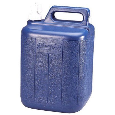 Free 2 Day Shipping On Qualified Orders Over 35 Buy Coleman 5 Gallon Water Carrier At Walmart Com To Buy Camping Water Containers 5 Gallon Container Co