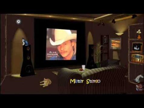 Alan Jackson If I Had You Allan Jackson Country Music I Laughed